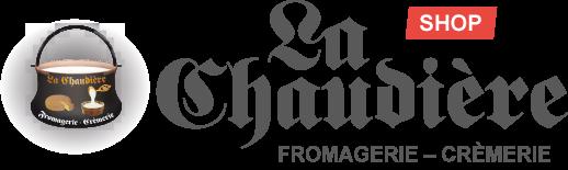 La Chaudière - web shop